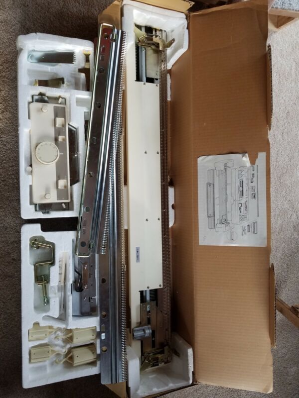 Brother Ribbing Attachment Model KR-850
