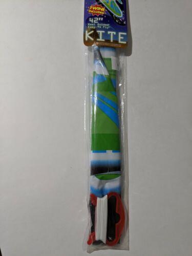 "Kids Children's UFO Easy To Fly Kite 42"" Toys NEW"