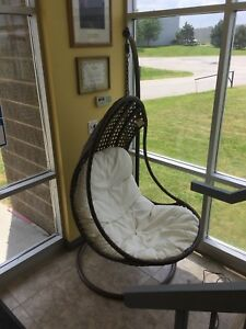 Brand new swing chair end of the year clearance sale