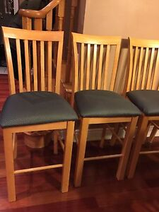 BAR CHAIRS - MOVING SALE
