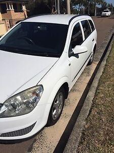 2007 Holden Astra Wagon Toukley Wyong Area Preview