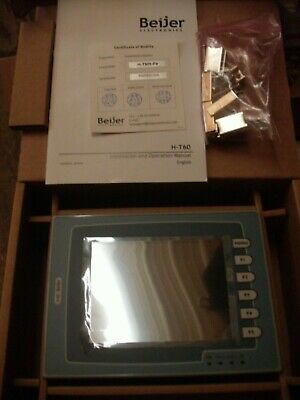 Beijer H-t60t-pe Graphic Touch Hmi 5.7 Display
