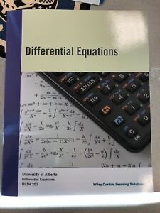 NEW! Differential Equations w/ WileyPLUS online access