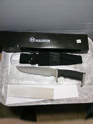 VINTAGE BOKER MAGNUM BOWIE ENFORCER KNIFE-MAG 11-TAIWAN