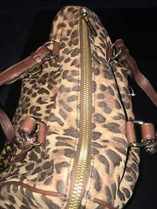 Michael Kors handbag animal print