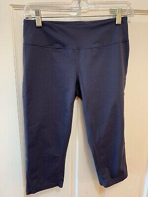 Womens ZELLA Athletic Pants Activewear Leggings Purple Blue Fits A Size 6
