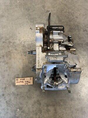 Crankshafts & Con Rods Crank & Gaskets Yamaha YZ250 2001 Bottom ...