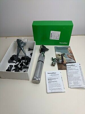 Welch Allyn Diagnostic Set 2500021700 Opthalmoscopeveterinary And Accessories