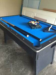 Kids Pool Table Sutherland Sutherland Area Preview