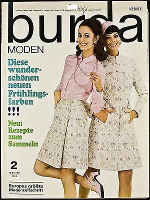 Burda Moden 02.1968