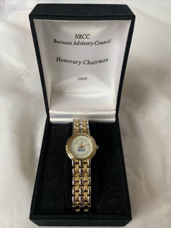 2003 Republican Congressional GOP NRCC Business Advisory Council Chairman Watch