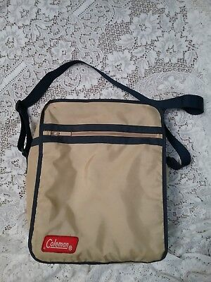 VTG  Coleman Collapsible Soft Cooler Bag  Space Saver Insulated Ice Chest Cool Collapsible Ice Cooler Bag