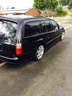 2000 Holden Berlina Wagon Ferntree Gully Knox Area Preview
