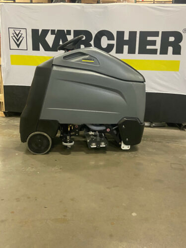 Karcher Chariot 3 iExtract 26 DUO, Lithium Ion batteries w/ shelf charger