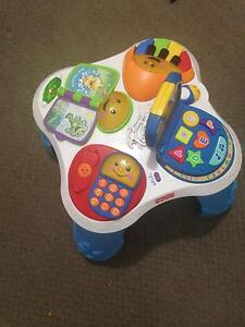 Fisher Price Activity/Learning Table Noble Park Greater Dandenong Preview