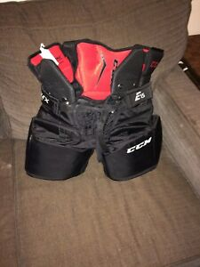 Junior Small E1.5 Flex Goalie Pants like new