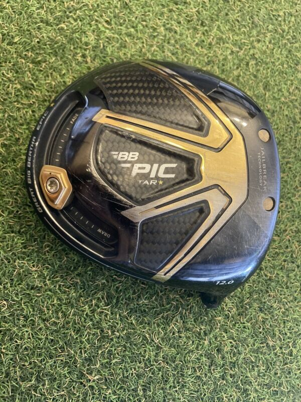 Callaway GBB Epic Star 12* Driver *HEAD ONLY*