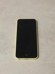 iPhone 5C 32G Yellow (Not working) Westminster Stirling Area Preview