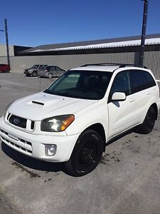 Rav4 2003 awd version chilli