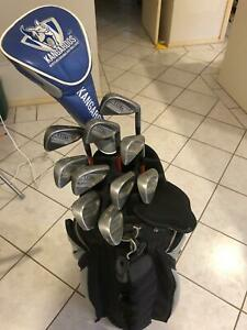 Full Set Golf Clubs - Wilson Firesticks