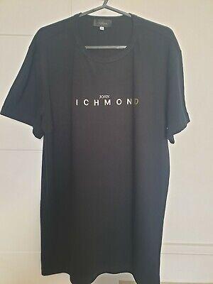 John Richmond Tshirt / Size Large