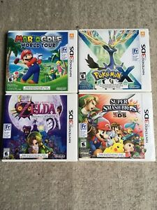 Nintendo DS 3DS GBA Games