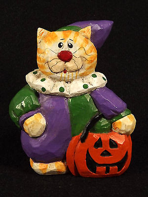 en Cat Jack O Lantern Pumpkin Costume Clown Midwest  (Clown Jack O Lantern)