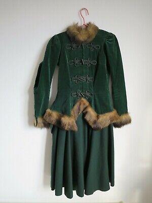 Original Theaterkostüm mit echtem Pelz - auch als - Pelz Damen Kostüme