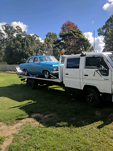 Tilt tray towing service Redcliffe Redcliffe Area Preview