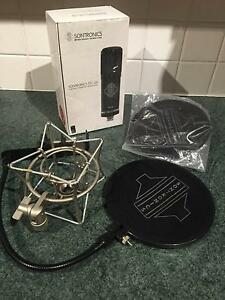 Sontronics STC-20 Studio Microphone + Pop Filter & Shock Mount Avondale Heights Moonee Valley Preview