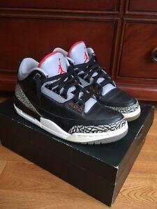 Jordan Black Cement 3