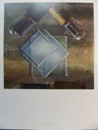 Scintillation Counter Lord Rutherford Atomic Nucleus Radium Stanley Meltzof 1954