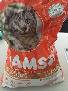 Iam's cat food - Adult 1-6 opened but sealed Pacific Pines Gold Coast City Preview