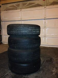205/75R14 set of 4 all season tires only $160