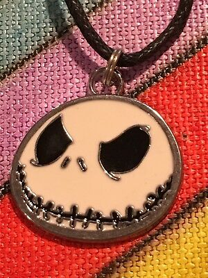 JACK SKELLINGTON  Necklace NEW Nightmare Before Christmas Pumpkin King Halloween