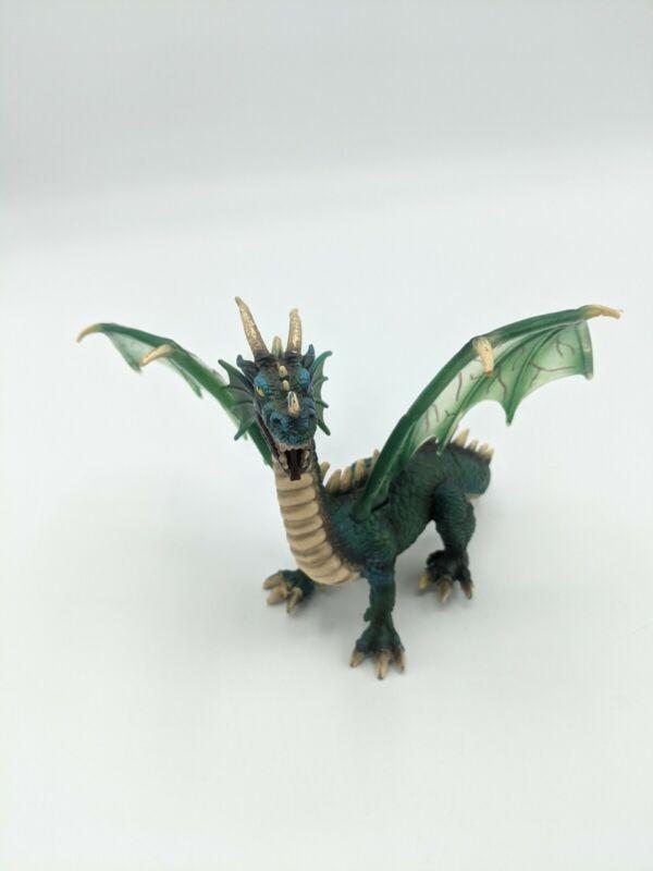 Schleich Green Dragon Figure 70333 2003