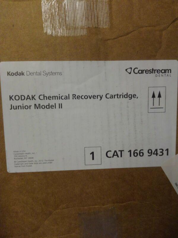 Kodak / Carestream Chemical Recovery Cartridge Junior Model II  CAT 166 9431