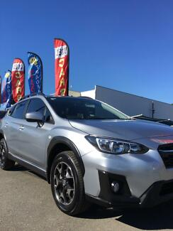 2018 Subaru XV 2.0i Automatic SUV Coopers Plains Brisbane South West Preview