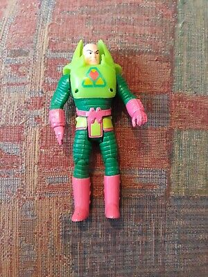 DC Vintage 1984 Kenner Super Powers Lex Luther Action Figure Toy