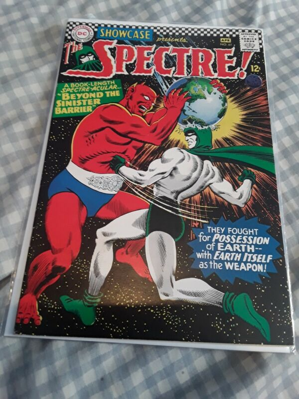 Showcase #61 FN+ 6.5 The Spectre