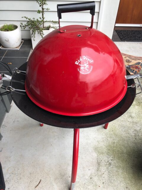 Red Devil Portable Outdoor Kitchen - Creepingthyme.info