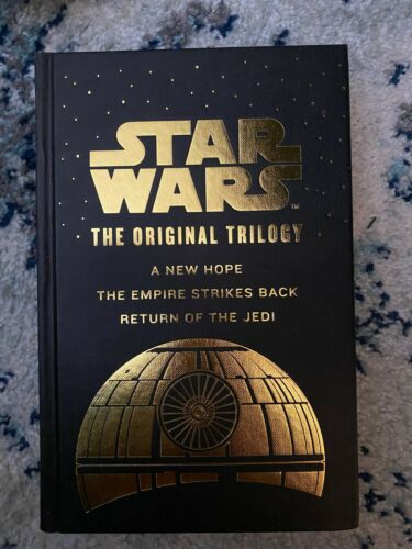 Star Wars THE ORIGINAL TRILOGY Hardback
