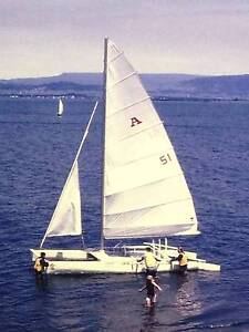 20ft 'Austral Class' Twin Hull Dorado Catamaran Nowra Hill Nowra-Bomaderry Preview