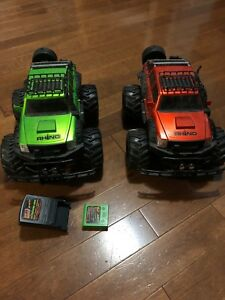 Rhino RC Monster Trucks