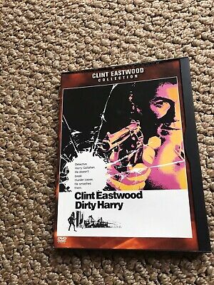 DIRTY HARRY DVD CLINT EASTWOOD