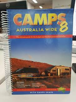 Camps 8 freecamp book Richardson Tuggeranong Preview
