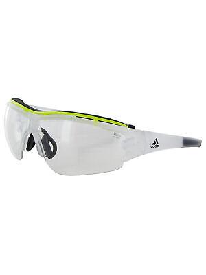 Adidas Evil Eye Halfrim Pro L Sport Sunglasses, Crystal (Adidas Evil Eye Halfrim Pro Sunglasses)