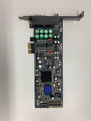 AuzenTech X-Fi Forte 7.1 Soundkarte PCIe