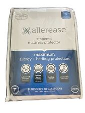 Allerease Zippered Mattress Protector Twin XL Maximum ...