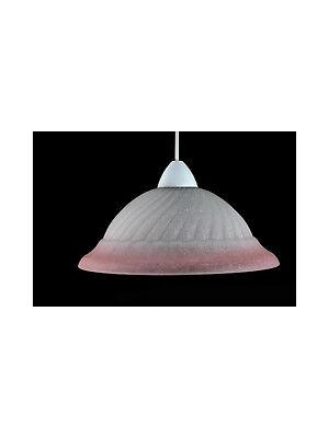 Colgante Lámpara de Araña D.30 Rosa Colección Andador